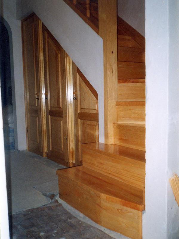 Качественные деревянные лестницы
