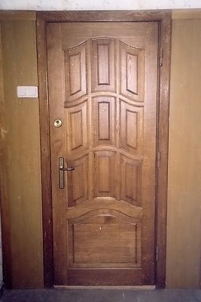 Купить двери из дерева в Киеве