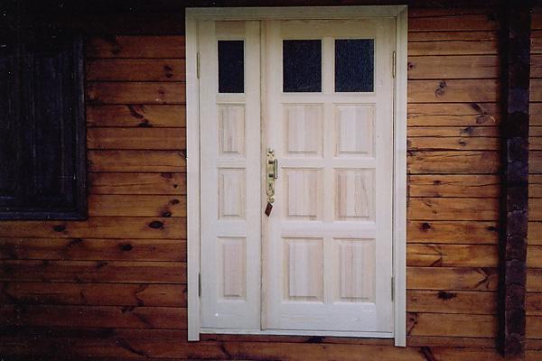 Деревянные двери бук