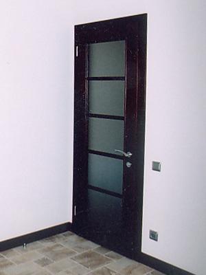 Деревянные межкомнвтные двери