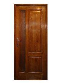 Деревянные двери в Киеве