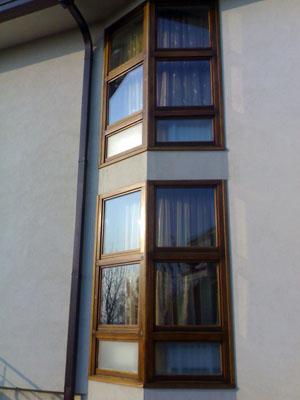 Деревянные окна в Киеве